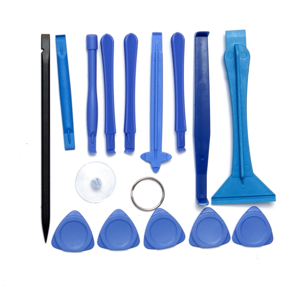 15 in 1 Opening Repair Tools Phone Disassemble Tools Set Kit For HTC Cell Phone Tablet