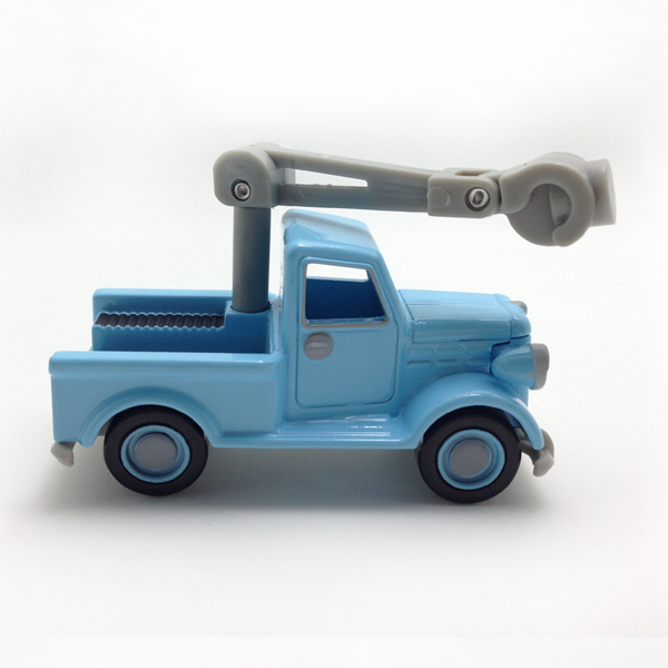 x086 Free shipping Hot selling Children's toys BOB engineer alloy construction vehicles toy car Jack Ruby Blue Truck(China (Mainland))