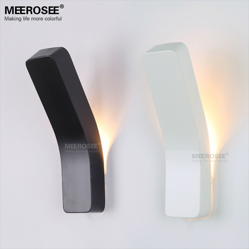 Best and cheapest wall lamps modern mini wall light fixture black 81004 modern led wall light mouted wall scones wall lamp 1 mozeypictures Gallery