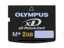 Original xd picture card 2GB 2 G GB for olymplus fuji camera high speed best quality XD CARD Hot sale(China (Mainland))