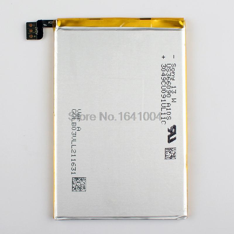 100 Original Replacement Battery For Sony L35h Xperia ZL Odin C650X Xperia X Xperia ZQ LIS1501ERPC