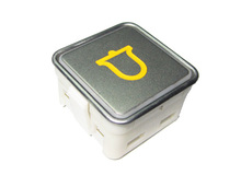 KNTECH emergency button supplier/ Stainless steel Button B3(China (Mainland))