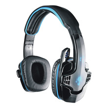 Pro Skype Gaming Stereo Headphones Headset Earphone Mic PC Computer KANGLING SA-708 Gaming Headphones
