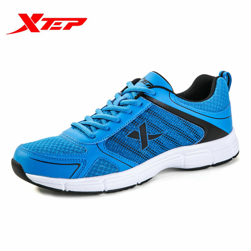 Xtep Mens Autumn Sport Anti-Slip Damping Mesh Running Shoes Authentic Comfortable Lace-Up Jogging Sneakers 985119119661B3G39<br><br>Aliexpress