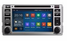 Android 5.1 System Car DVD GPS PLAYER Headunit Sat Nav Hyundai Santa Fe 2007 -2012 Wifi / 3G Host Radio Stereo - Hong Kong Blue sky technology co., LTD. store