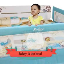 Nicebaby безопасности спящий рельсовых кровать детская кроватка ограждение для плоских / встроенный кровать детская кровать забор дети кровать манеж 1.2 / 1.5 / 1.8 м
