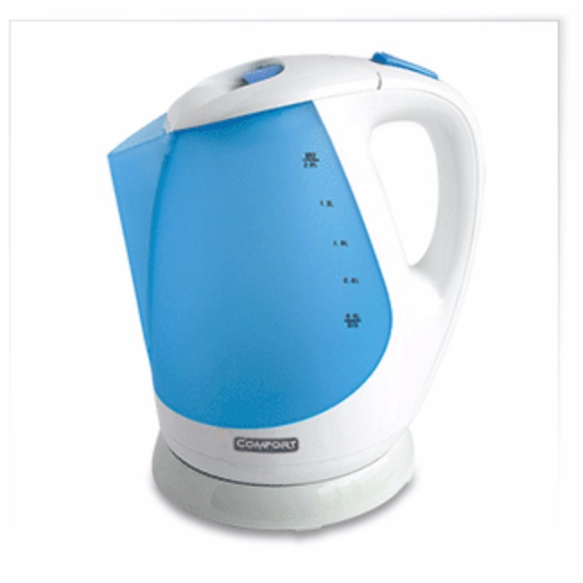 Buy KETTLE COMFORT 524, 2000 ml family kitchen knife woman dress high quality discount sale 012 109 cheap