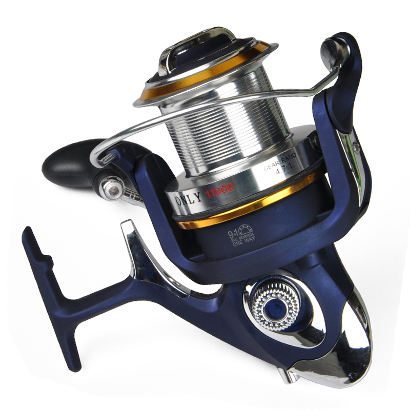 Cheap 10bb 8000 9000 10000 11000 12000 fishing reel for Discount fishing reels