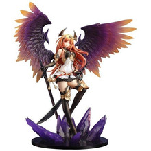 Rage Of Bahamut Dark Angel Olivia Ani Statue Pop Game Anime Kotobukiya 29CM PVC Action Figure Toy Free Shipping