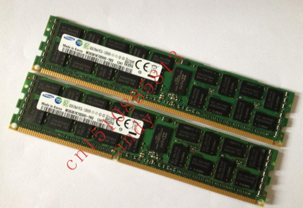 Server memory 16GB 2Rx4 DDR3 RECC PC3L-12800R DDR3 ECC REG Samsung RDIMM RAM(China (Mainland))