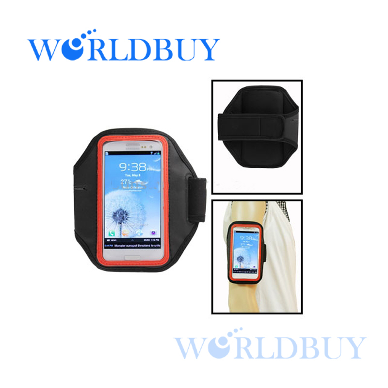 High Quality Sports Armband Case for Samsung Galaxy S3 i9300 Galaxy S4 i9500 Free Shipping(China (Mainland))