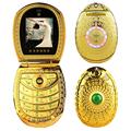 MAFAM U1 flip Russian keyboard Arabic lotus flower jade buddha FM MP3 MP4 DV luxury women