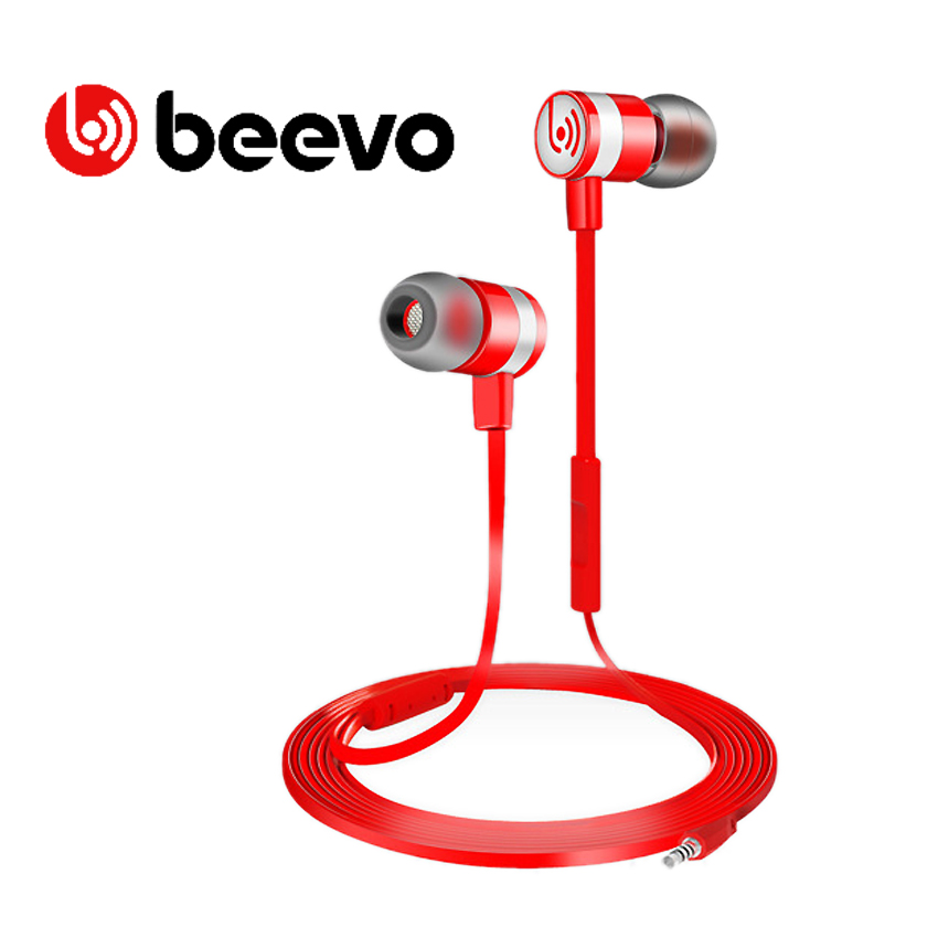 Beevo EM330 in-Ear Earphones With Mic Special Edition Headset Music Mobile Stereo Clear Bass Sports-Fi Fone DE Ouvido Auricular(China (Mainland))