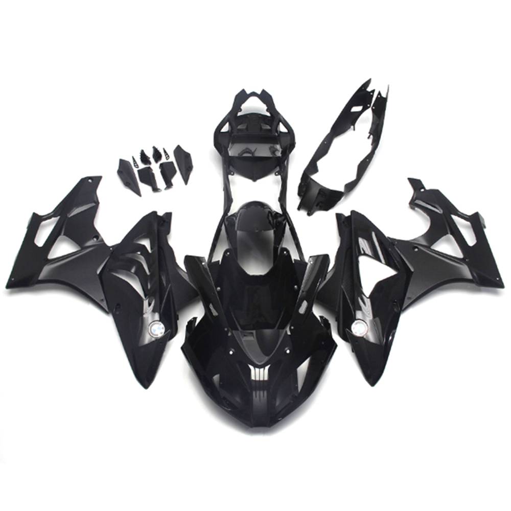 Injection Full Fairings Fit BMW S1000RR 11 12 13 14 ABS Plastic 1000RR Motorcycle Fairing Kit Gloss Black Body Cover Frames New(China (Mainland))