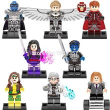 2016 die Neueste Marvel DC Super Heroes Avengers Minifiguren Iron Man/Batman/Deadpool Bausteine Set Modell Spielzeug Legoelieds(China (Mainland))