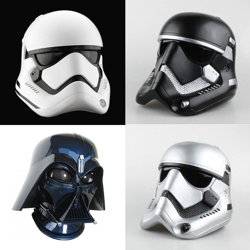 2pcs Star Wars 7 Stormtrooper Helmet Kylo Ren Helmet ...