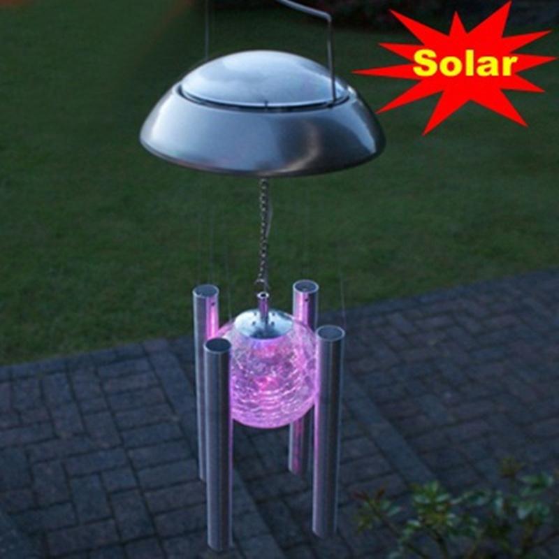 Achetez en gros solaire lustre en ligne des grossistes for Lumieres exterieures pour jardin