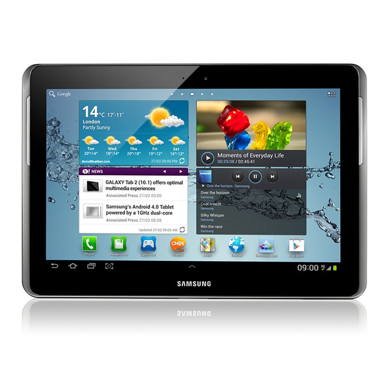 Hot 10.1 Inch original tab 2 10.1 P5100 Android 4.1 16GB WCDMA 3G Phone Call Tablet PC Bluetooth GPS wifi tablets 7000mAh(China (Mainland))
