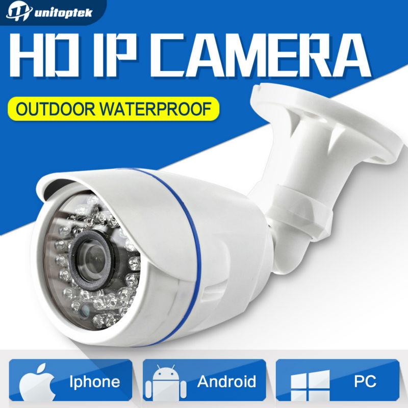 1.0MP / 2MP Bullet 720P IP Camera 1080P Outdoor IR 20m HD Security Waterproof Night Vision P2P CCTV IP Cam ONVIF IR Cut XMEye(China (Mainland))