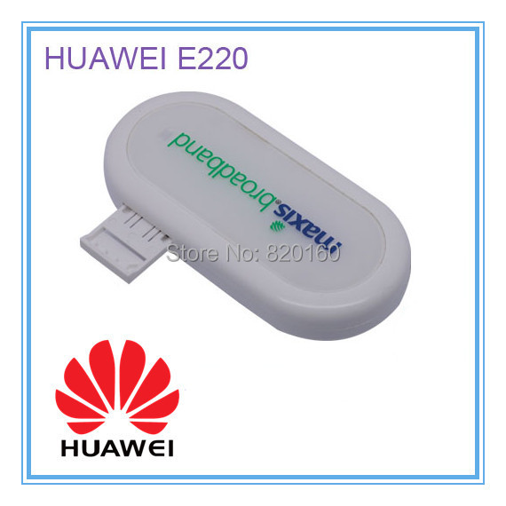 50 pcs/lot DHL Freeshipping 3G Modem HuaWei E220 support google android tablet PC(China (Mainland))