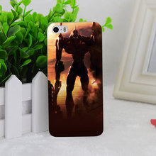 A2427 Comic Evangelion Transparent Hard Thin Case Cover For Apple iPhone 4 4S 5 5S SE 5C 6 6S 6Plus 6s Plus