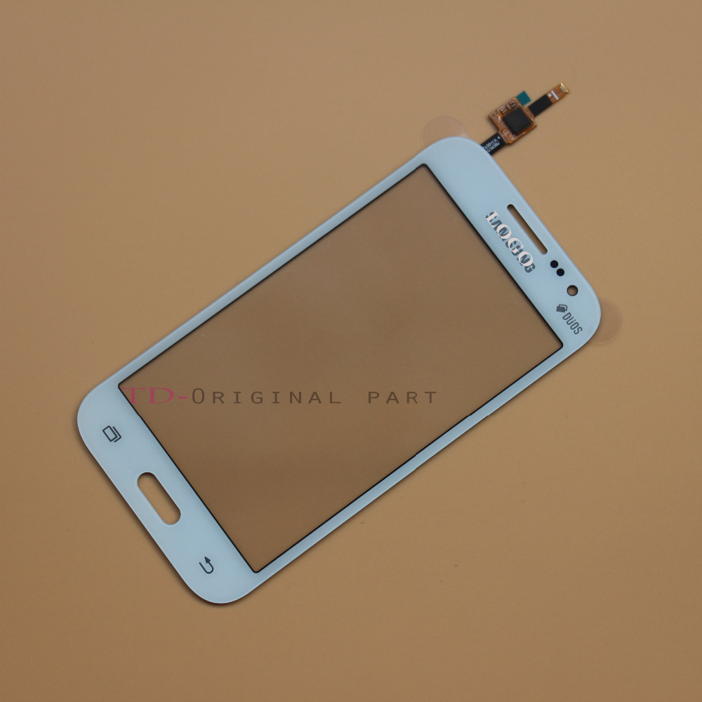 White Original For Samsung Core Prime SM-G360G G360F G360P Glass Touch Screen Digitizer Repair replacement+Tools