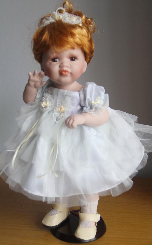 Fashion16inch 40cm Porcelain Dolls Beautiful Vintage Baby