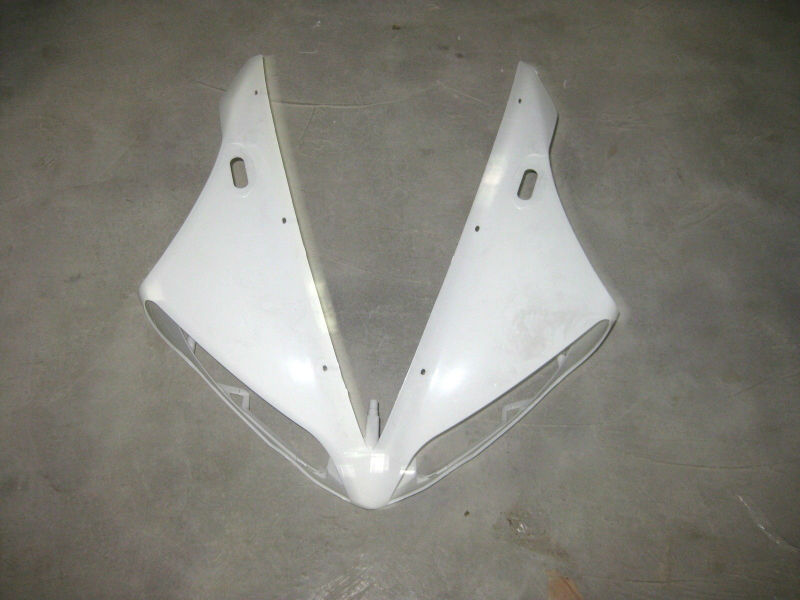 Upper Fairing Unpainted Front Cowl Head For YAMAHA YZF R1 YZF-R1 2004 2005 2006<br><br>Aliexpress