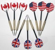 Free shipping copper dart needle darts 20 kinds of American flag pattern selection