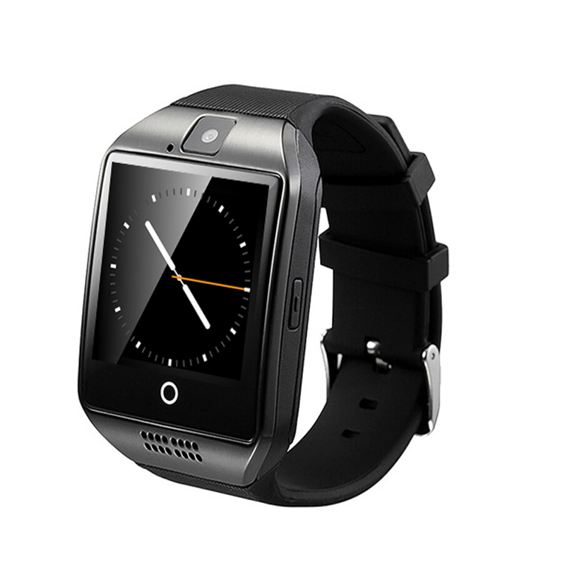 Hot Heat Bluetooth Smart Watch Apro Update Q18 Support NFC SIM GSM Video Camera Support Android/IOS Mobile phone(China (Mainland))