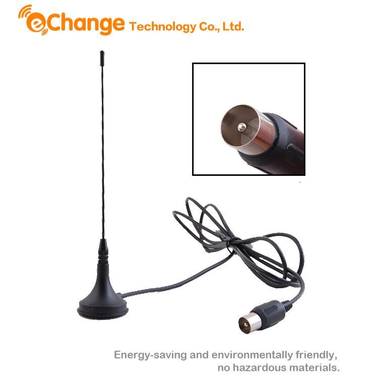 5dBi Digital DVB-T TV Freeview HDTV Antenna Aerial amplifier antena tv indoor hdtv antennas EL0341(China (Mainland))