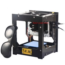 500mW USB Laser Engraver Box/Laser Engraving Machine/DIY Laser Printer CNC Engraver