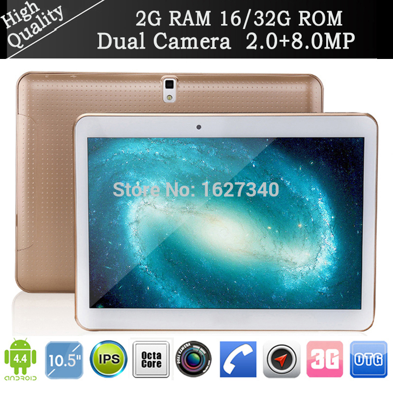 10 5 Tablet pc T805s Octa Core mtk6592 andriod 4 4 phone call 3G Dual Sim
