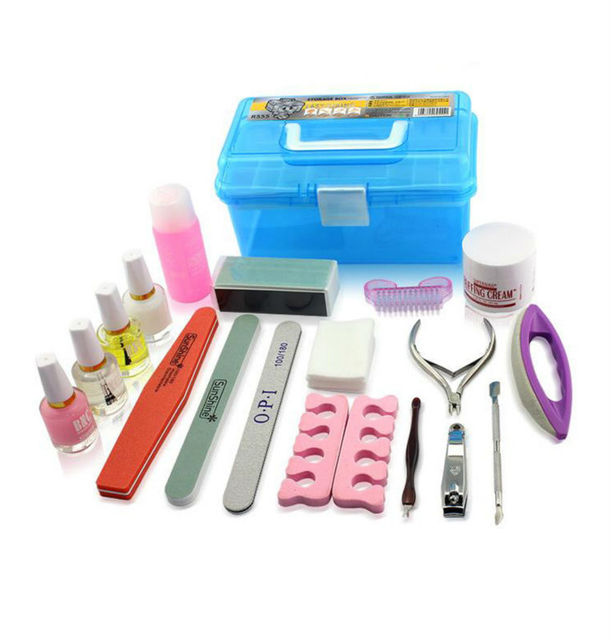 Acrylic Nail Kits Cheap: Free Shipping Acrylic Nail Kit Basic Supplies Manicure