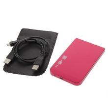 """480 480mbps Recinto Caso Caixa USB 2.0 para o Portátil de 2.5 """"Disco Rígido SATA(China (Mainland))"""