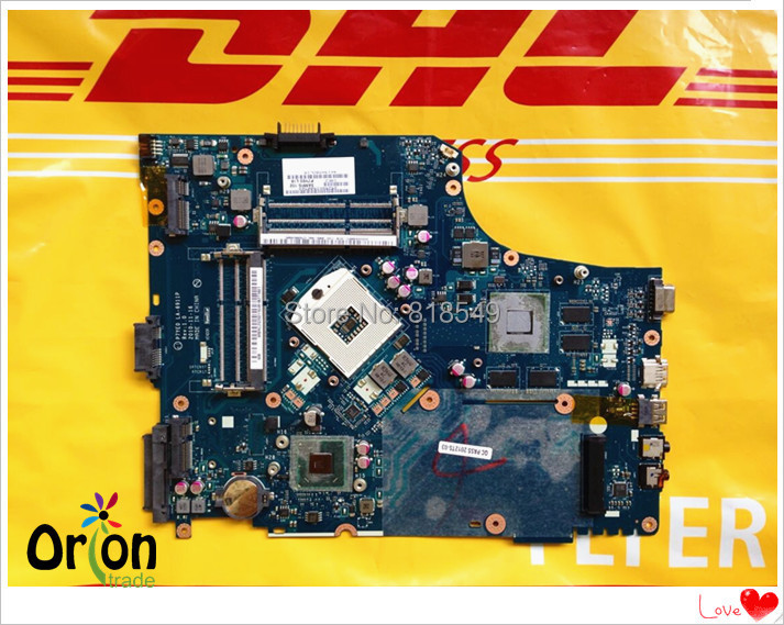 MBRCY02001 P7YE0 LA-6911P FOR Notebook ACER Aspire 7750 system motherboard qulity goods(China (Mainland))