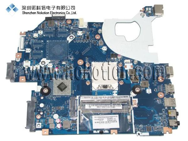 Фотография laptop motherboard for acer N55S MBWY102001 LA-6973P AMD FS1 218-0755046 DDR3