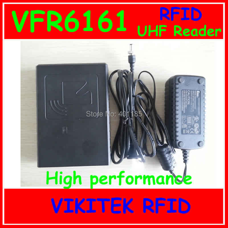 VIKITEK VFR6161 UHF RFID reader short range Integrated Reader can be used Manufactory Production line and Access control(China (Mainland))