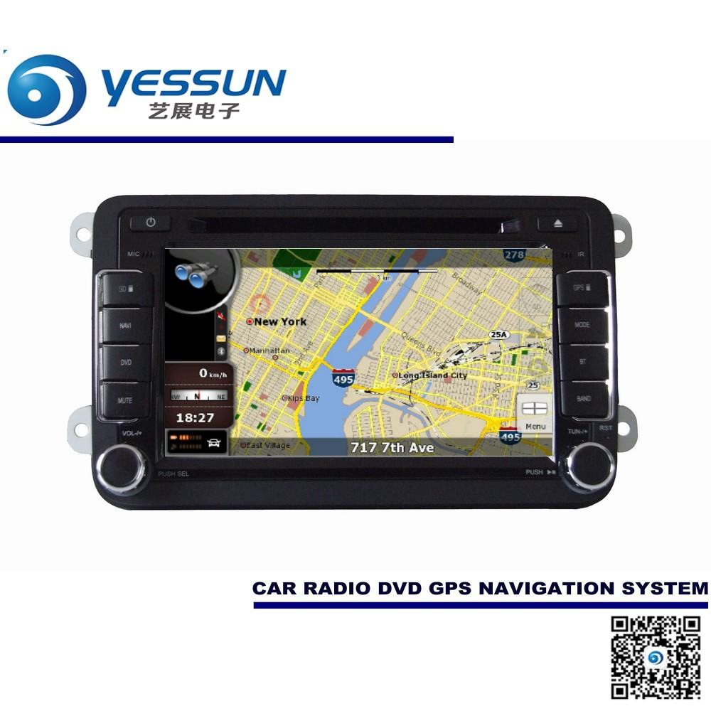 For VW Passat B5 & B6 &CC & NMS / Polo MK5 / Caddy / GLI 2005~2013 Car DVD Player GPS Navigation Audio Video Multimedia System(China (Mainland))