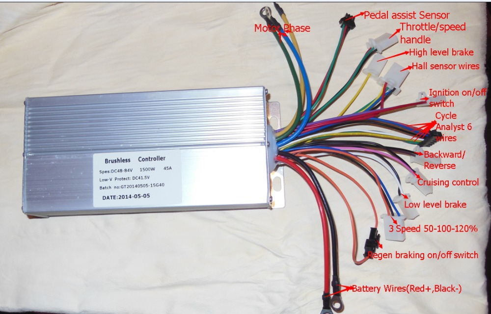 Brushless Dc Controller Reviews