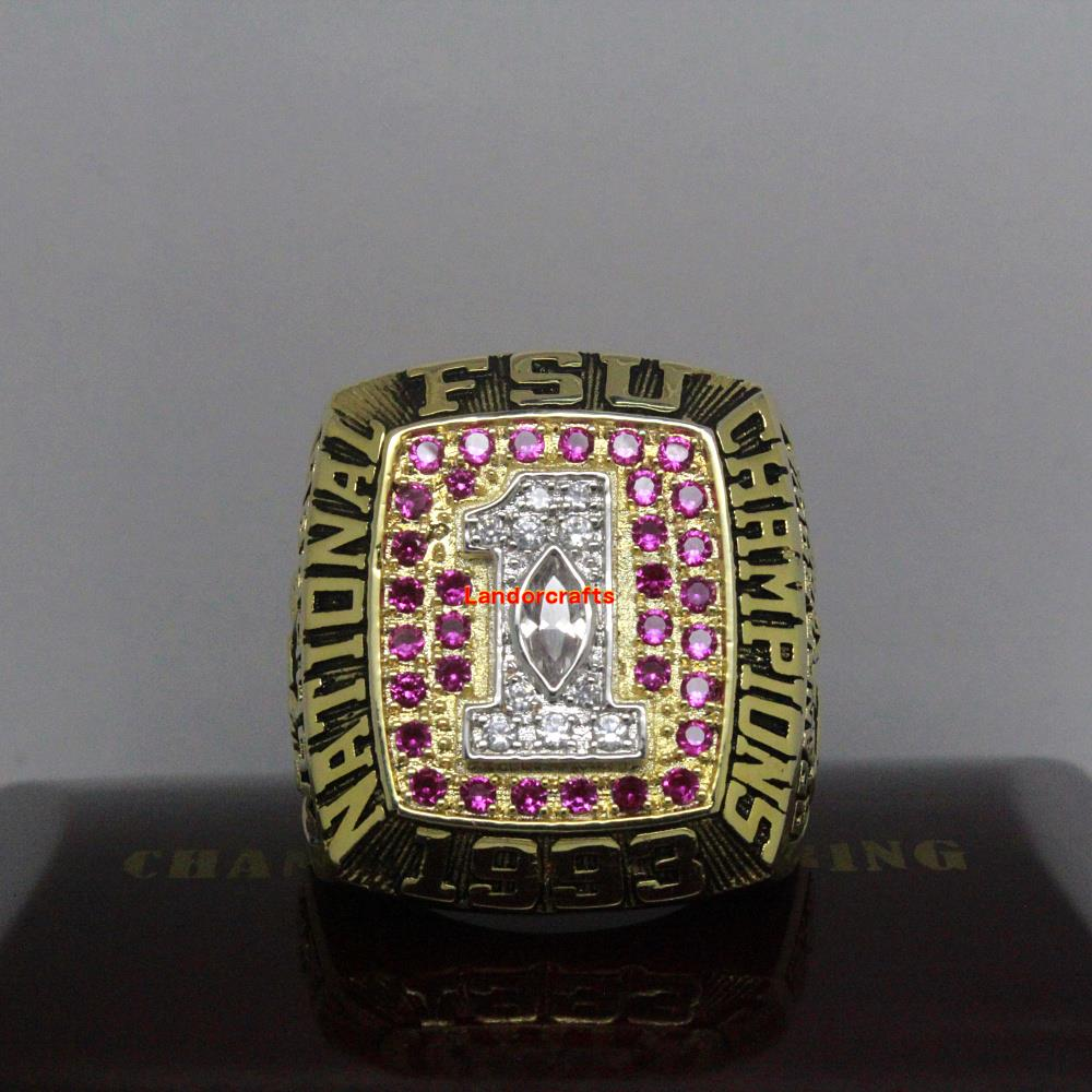 1993 Florida State Seminoles ncaa college football Championship Rings(China (Mainland))