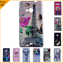 Luxury Cute 3D Painted Cell Phone Case Cover Nokia Microsoft Lumia 535 Dual Sim Hard Cartoon Plastic Shell Back - Shenzhen Colorful Technology Ltd. store