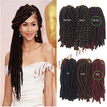 Synthetic Soft Dreads Hair