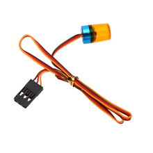 AX-511Ultra Bright RC Car LED lamp light with strobing-blasting Flashing fast-slow Rotating Mode light(China (Mainland))