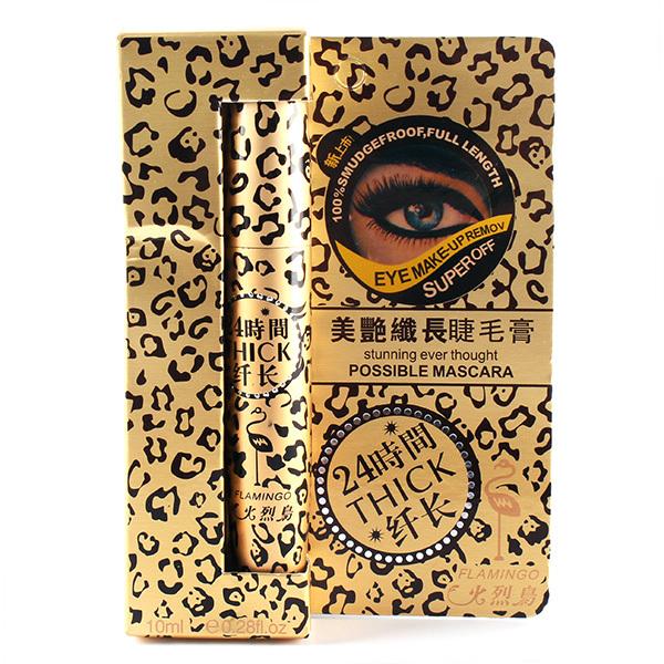 Тушь для ресниц Mascara Unbrand 3D 1259 тушь maybelline тушь для ресниц lash sensational чёрная maybelline