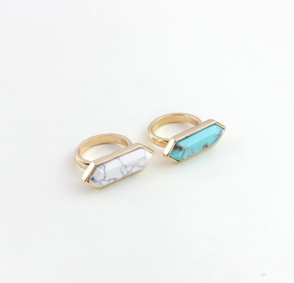 2015 new christmas gift fashion brand designer simplicity gold silver copper finger ring for women bagues pour femmes(China (Mainland))