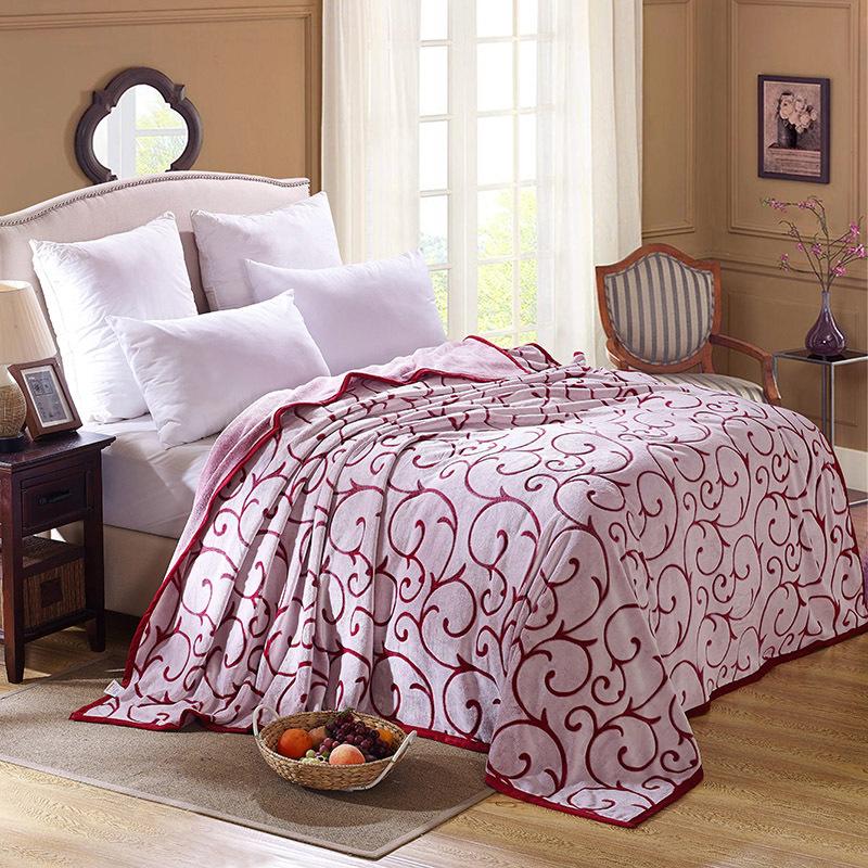 2015 new 3D super Soft warm Blanket on bed flannel Coral Fleece Warm Throw blanket travel blanket fleece blanket bed sheets(China (Mainland))