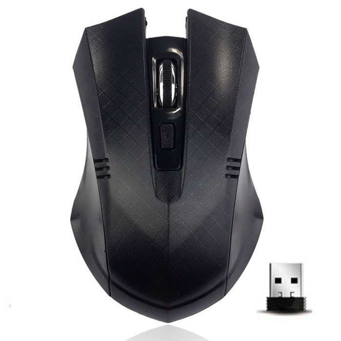 New 2.4Ghz Mini Wireless Optical Gaming Mouse For PC Laptop Computer Low Price(China (Mainland))