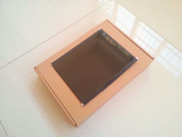 "Original 9.7"" LCD Display for Cube U9GTV / U9GT5 IPS HD Retina Screen 2048x1536 LCD Screen Panel Replacement(China (Mainland))"