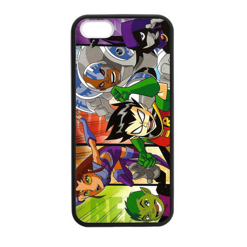 moins cher teen titans cover case for iphone 4 4s 5 5s 5c 6 6plus samsung galaxy a3 a5 a7 s3 s4. Black Bedroom Furniture Sets. Home Design Ideas